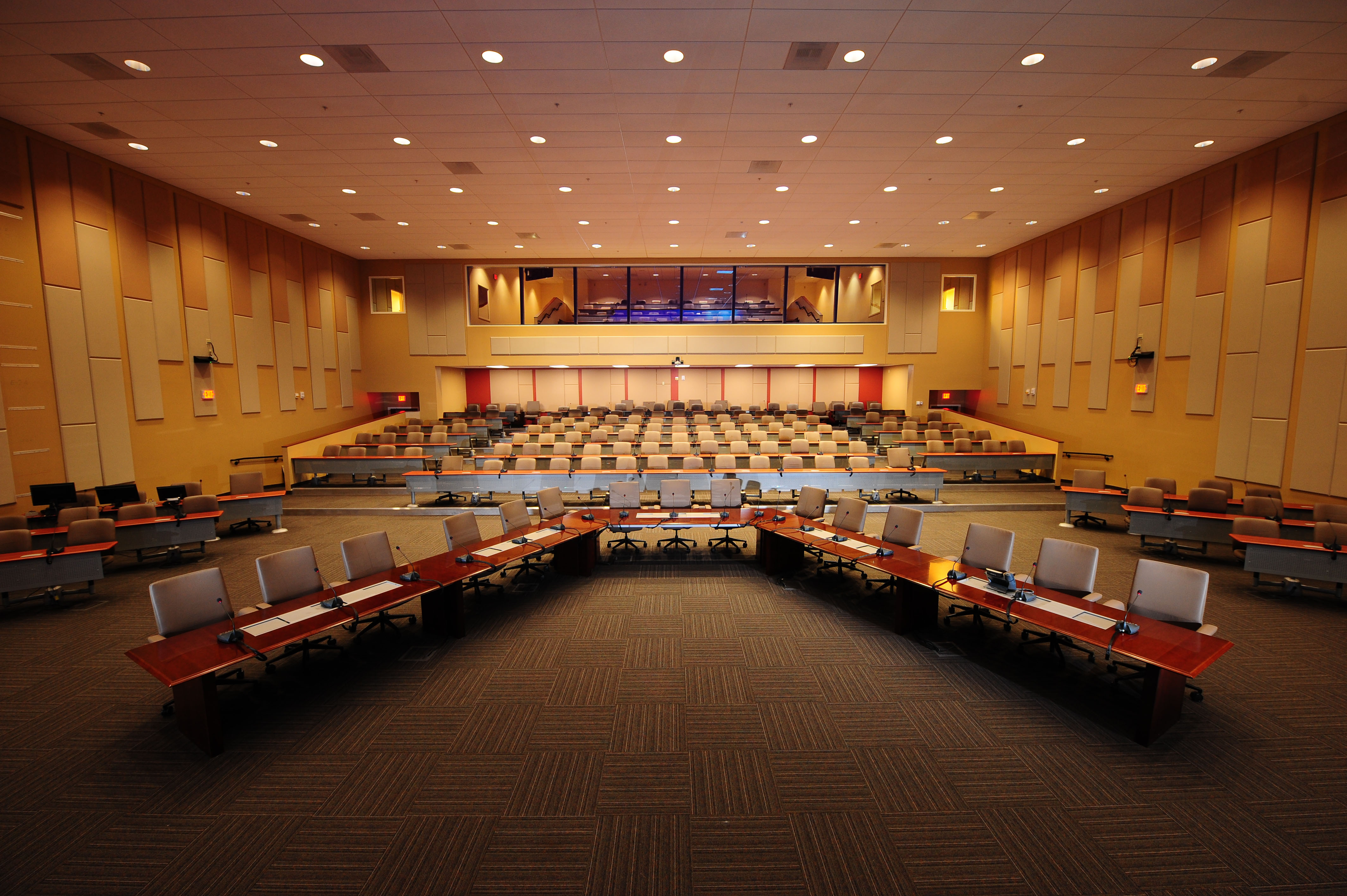 Conference Center of the Americas Main Conference Room
