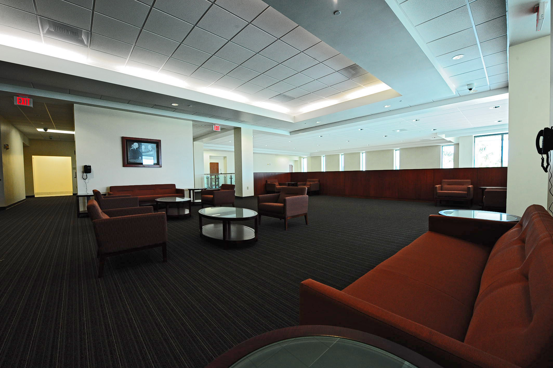 Conference Center of the Americas Main 2nd Floor Lobby