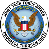 Joint Task Force Bravo logos