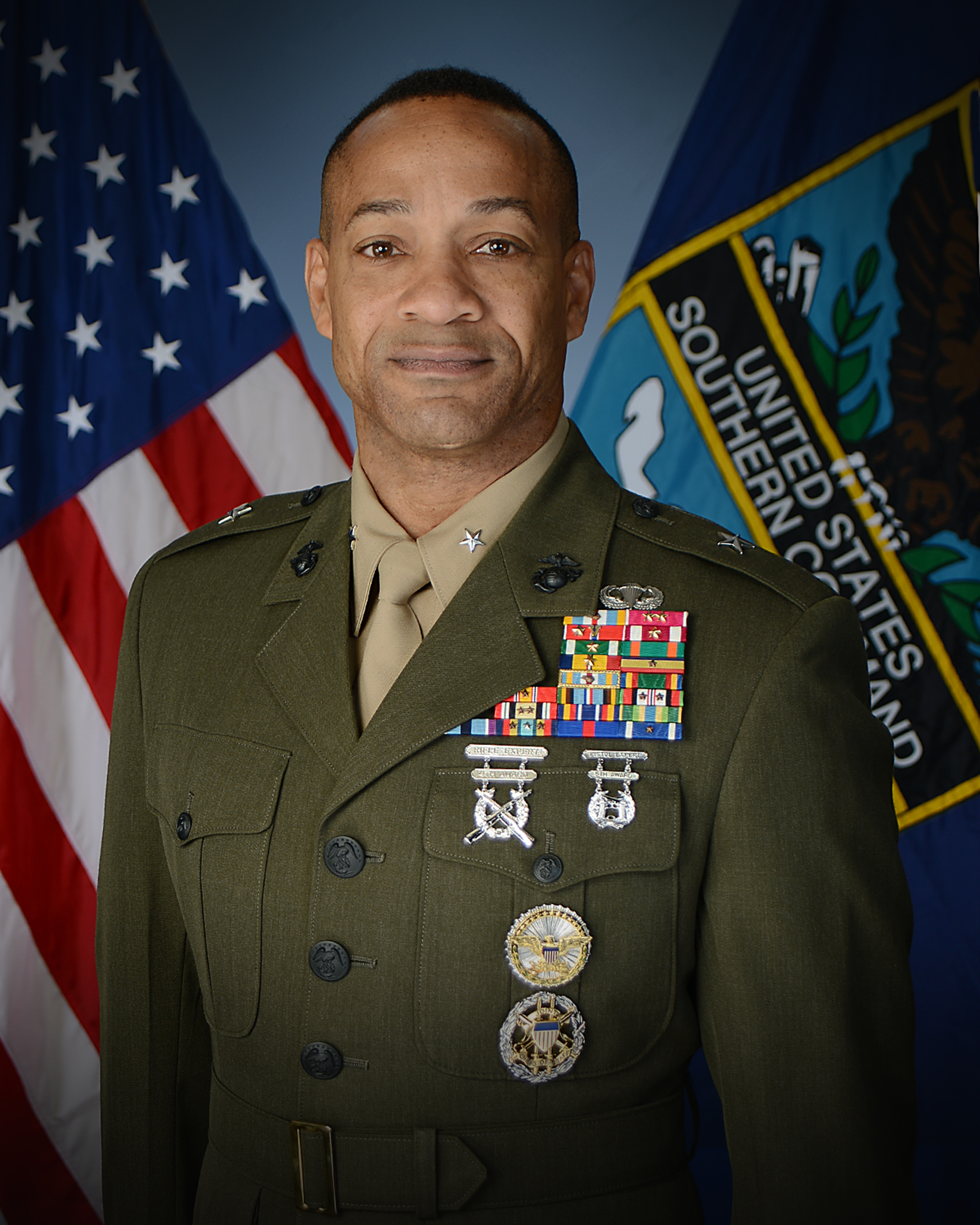 Marine Brig. Gen. Paul J. Rock Jr., Director J5