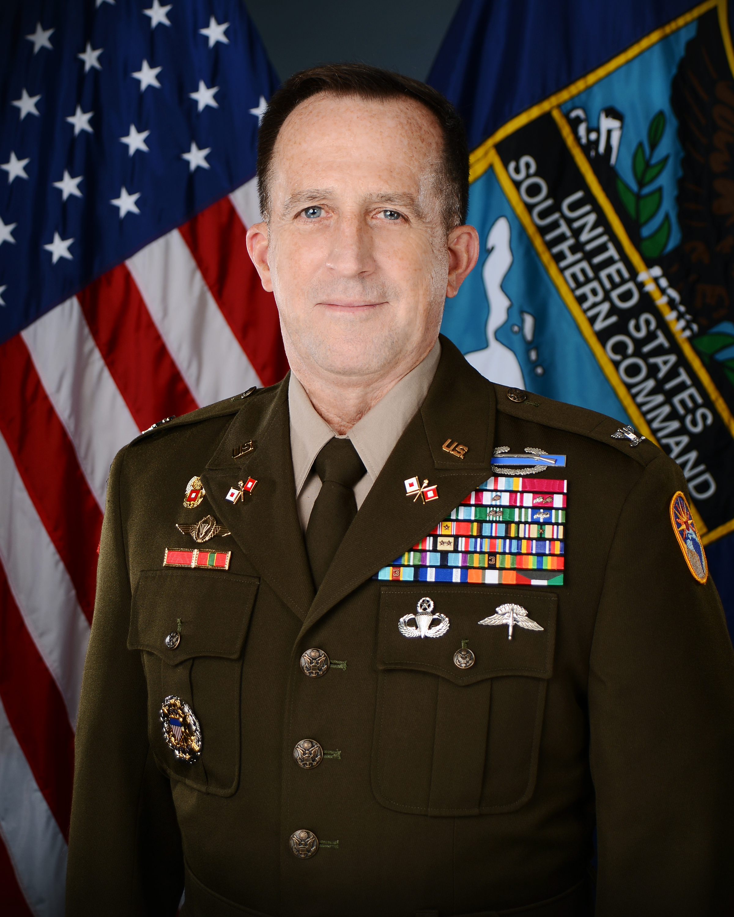 Bio Photo: Colonel James Turinetti