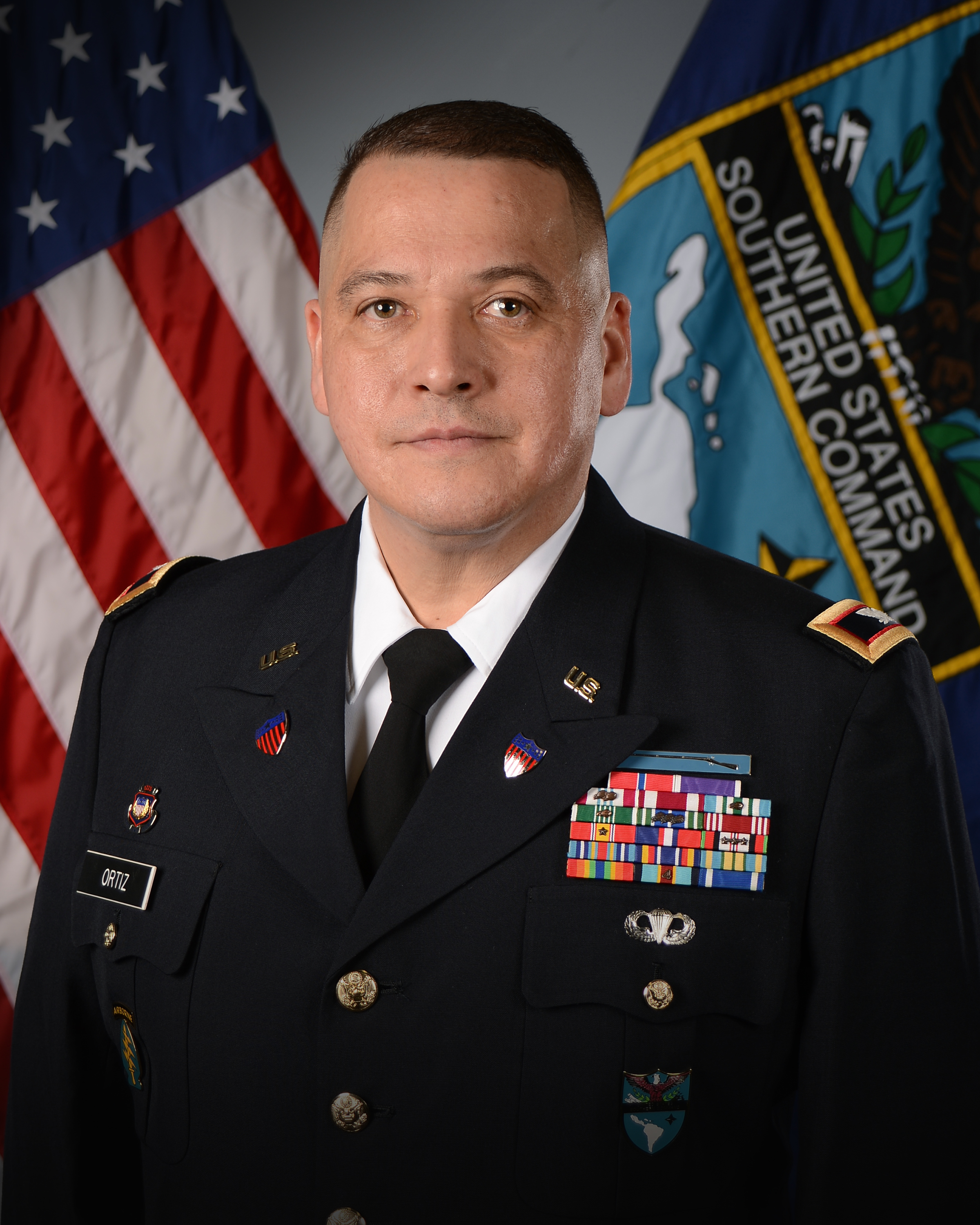 Bio Photo: COL Amanda Azubuike