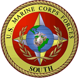 Marine Corps Forces South logo