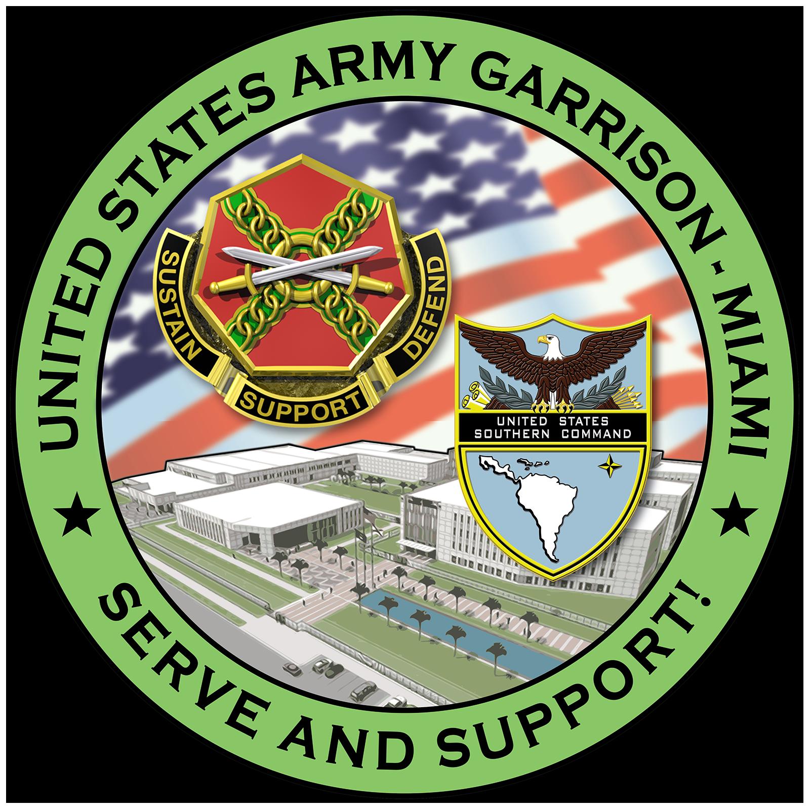 U S  Army Garrison-Miami